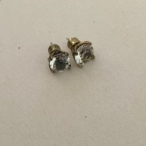 Crystal Stud Earrings - Chloe and Isabel